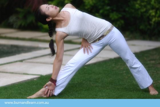 Tomoko Kubota, Yoga Instructor, Seminyak Bali